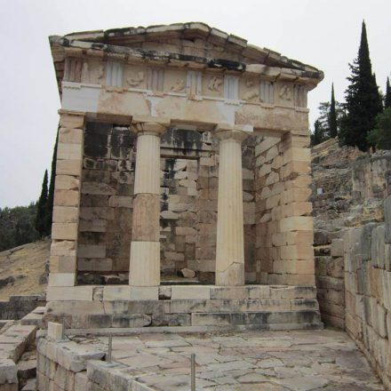 Excursion to Delphi
